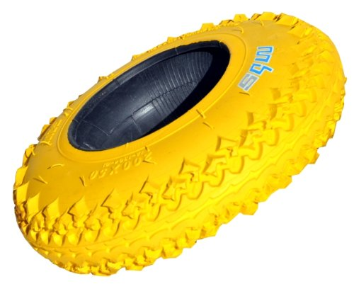 MBS T3 Tire - Yellow - Single