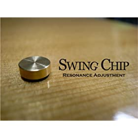 B.AIR ビーエアー 不要振動制御チップ Swing Chip Standard