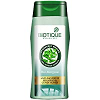 Biotique Botanicals Bio Margosa Anti-Dandruff Shampoo & Conditioner 400ML
