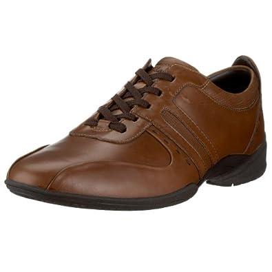 Clarks Flux Drift 2032 4627, Herren Klassische Halbschuhe, braun, (tan leather), EU 39.5 (UK6)