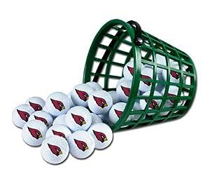 Arizona Cardinals 36 Golf Ball Bucket by McArthur