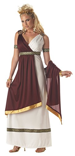 Roman Empress Womens Costume