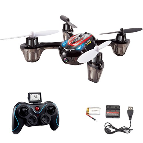 Potensic Mini RC Quadcopter with 720P Camera,4 CH 6 Axis Gyro 2.4 GHz