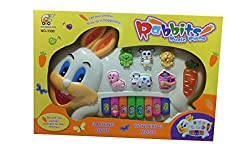 Rabbits Musical Piano for kids