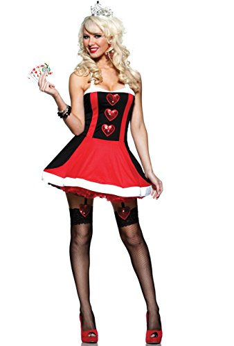 Seven'til Midnight Queen of Hearts Costume