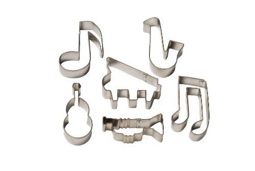 Guardini Set 6 Tagliabiscotti Musica