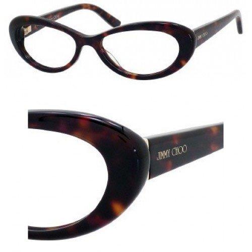 Jimmy ChooJIMMY CHOO Eyeglasses 68 0TVD Havana 51mm
