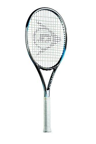 Dunlop Turnierschläger Biomimetic F2.0 Tour, Schwarz/Silber/Blau, 2, 0160220186400002