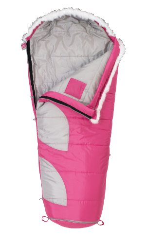 Kelty Big Dipper 30 Degree Synthetic Girls Short Sleeping Bag