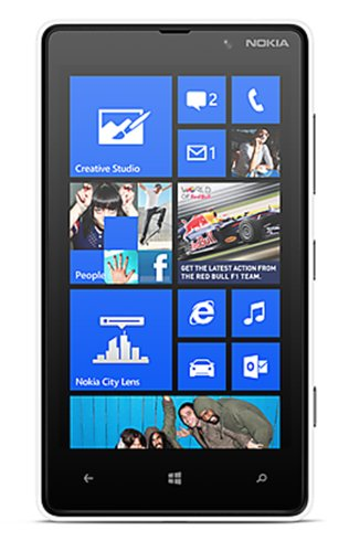 Nokia Lumia 820 Sim-free Windows Smartphone - White Black Friday & Cyber Monday 2014
