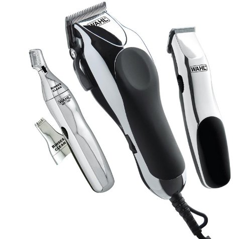 Wahl Signature Series 30-Piece Home Barber Kit