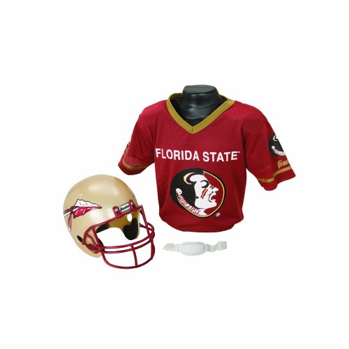 NCAA Florida State Seminoles Helmet and Jersey Set at Amazon.com