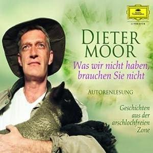 Dieter Moor in Amerika