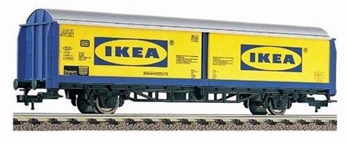 Fleischmann 5337 - Schiebewandwagen IKEA, Bauart Hbis299