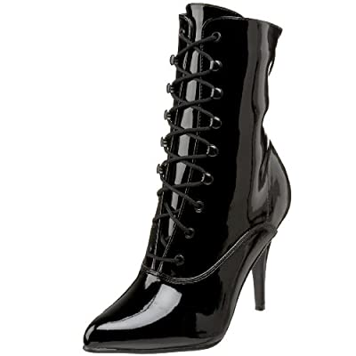 Pleaser Women's Vanity-1020 Ankle Boot