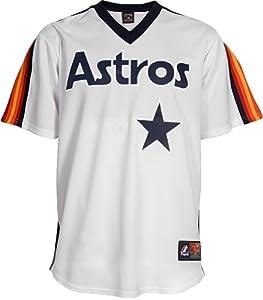 Houston Astros Craig Biggio Replica Throwback Jersey by Majestic