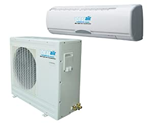 Ideal-Air Ideal- Air Mini Split Air Conditioner 12,000 BTU 13 Seer 700485