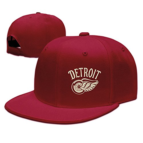 detroit-red-wings-util-snapbacks