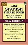 img - for Easy Spanish Phrase Book New Edition( Over 700 Phrases for Everyday Use)[EASY SPANISH PHRASE BK NEW /E][Paperback] book / textbook / text book