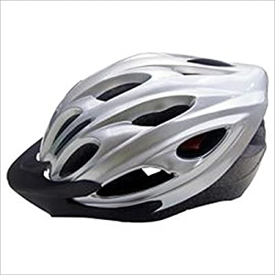 Active Equipment Cycle Helmet 54 - 58Cm - Silver - Adult Bike Equipment from Active Equipment