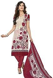 Komal art Ethnicwear Women's Dress Material(Komal art_Preyanshi5104_Multi-Coloured_Free Size)