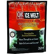 MILAZZO INDUSTRIES 30020 QiK JOE Ice Melt-20# QIK JOE ICE MELT