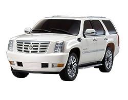 Auto Scale Collection キャデラックエスカレート ホワイト