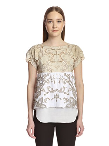 Chloé Women's Embroidered Top
