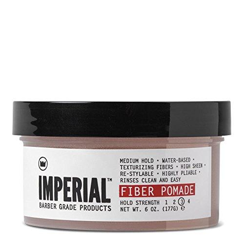 Imperial Fiber Pomade, 6 Ounce