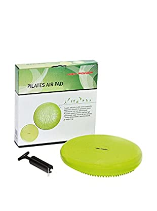 High Power Cojín Fitness Pilates Air Pad Lux Box Verde