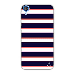 Designer Cute Phone Cases for HTC 820-Anchor