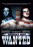 TNA Best Of Americas Most Wanted DVD