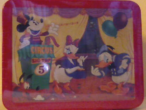 "Hallmark School Days Lunch Box ""1950 Mickey Mouse Circus"" Shrink Wrapped with Coa, Le Numbered"" - 1"
