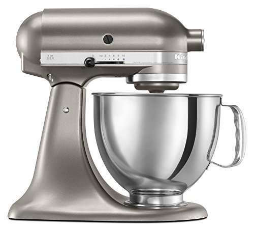 KitchenAid KSM150PSACS 5-Qt. Architect Series with Pouring Shield - Cocoa Silver (Kitchenaid Stand Mixer Architect compare prices)