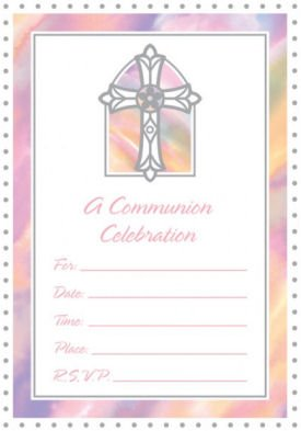 invitation cmmnn pink value pack - 20ct - 1
