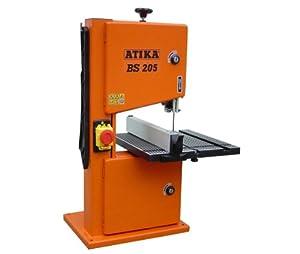 Atika 302410 Bandsäge BS 205  BaumarktKritiken und weitere Infos