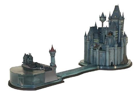 ルパン三世 カリオストロの城 カリ  オストロ城カットモデル 限定ミッドナイトヴァージョン