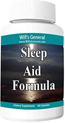 Sleep Aid Natural pills ! ? Sleep Better ? Wake Up Rested and Refreshed, Achieve a Natural and Healthy Sleep! Natural Sleep Aids !! PROMOTIONAL PRICE!