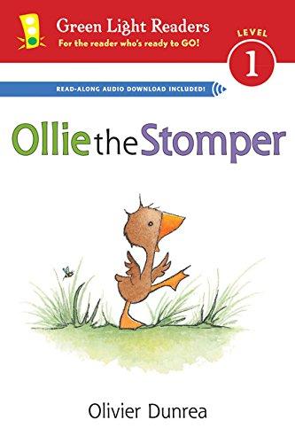 Ollie the Stomper (Green Light Readers. Level 1)