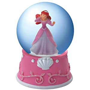 Westland Disney Ariel 45mm Water Globe by Westland Giftware