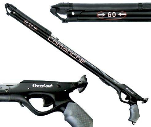 Cressi Comanche 75. Banded Speargun