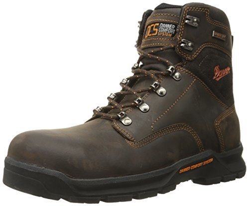 Danner Men S Crafter 6 Inch Non Metallic Toe Work Boot