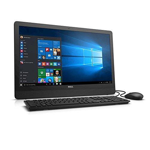 2016 Newest Dell Inspiron 23.8-Inch Full HD 1920 x 1080 All-In-One Desktop PC, AMD Quad Core E2-7110 APU Processor, 4GB RAM, 500GB HDD, DVD Drive, AMD Radeon R2 Graphics, Windows 10 (Quad Core All In One Computers compare prices)