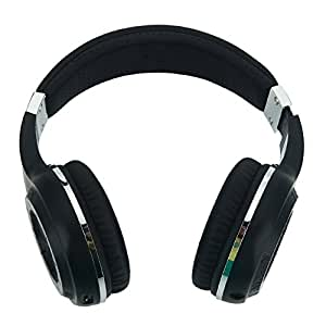 Bluedio Turbine Hurricane HT Wireless Bluetooth 4.1 Stereo Headphone Headset Black