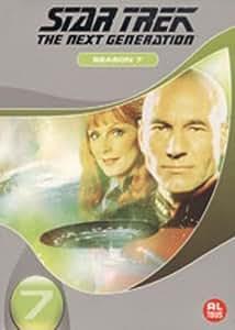 Star Trek next generation: saison 7 (nouveau packaging) [Import belge]