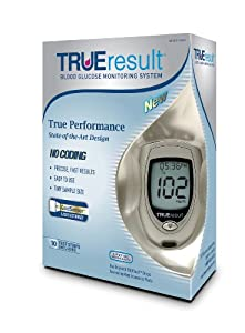 TRUEResult Blood Glucose Starter Kit