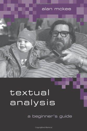 textual analysis example