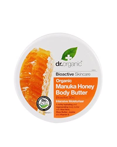 Dr Organic Manteca para el Cuerpo Manuka Honey 200 ml