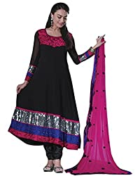 Viva N Diva Black Color Suit