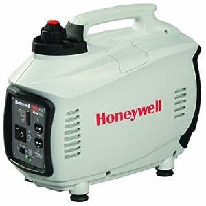 Honeywell 6066 2,000 Watt 126cc 4-Stroke OHV Portable Gas Powered Inverter Generator